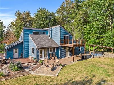 Shelton Single Family Home For Sale: 911 W Hurley Waldrip Rd
