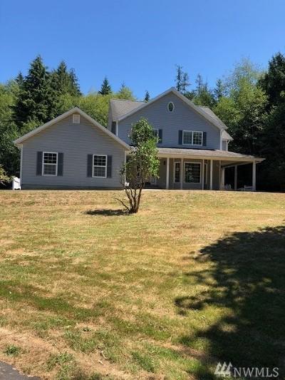 Shelton Single Family Home For Sale: 121 SE Allen Rd
