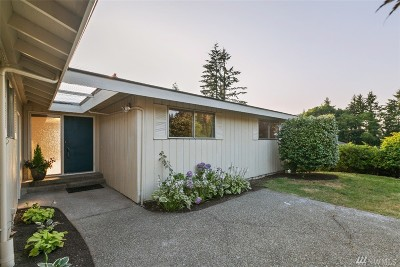 Port Orchard Single Family Home For Sale: 1929 Jackson Ave SE