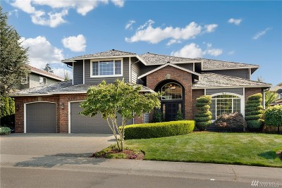 Snohomish Single Family Home For Sale: 4610 145th Place SE