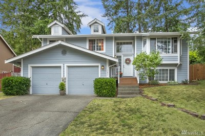 Port Orchard Single Family Home For Sale: 3037 SE Grandhaven St