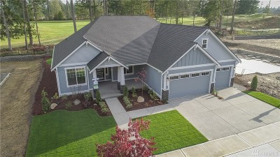 Thurston County Single Family Home For Sale: 4234 Bogey Dr NE #Lot40