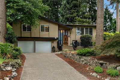 Bothell Single Family Home For Sale: 3310 199th Place SE