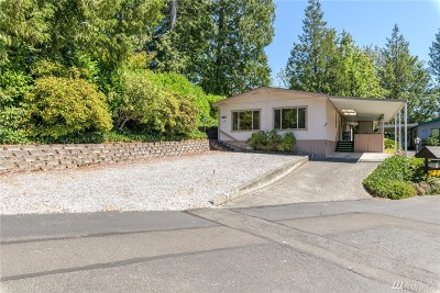 Whatcom County Mobile Home For Sale: 4915 Samish Wy #118