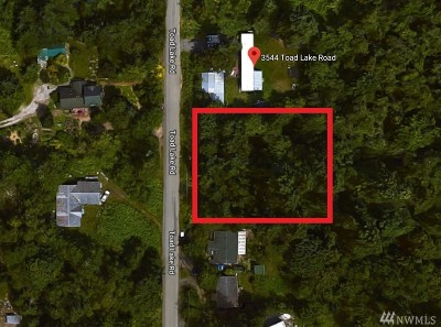Bellingham Residential Lots & Land For Sale: 35 Toad Lake Rd