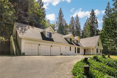 Auburn Single Family Home For Sale: 21633 SE 358th St