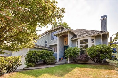 Newcastle Single Family Home For Sale: 8421 128th Ave SE