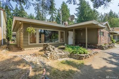 Bellingham Single Family Home For Sale: 1715 Mt. Baker Hwy