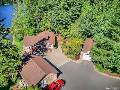 Thurston County Single Family Home For Sale: 615 Summit Lake Shore Rd NW