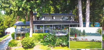 Stanwood Single Family Home For Sale: 31611 W Lake Ketchum Rd