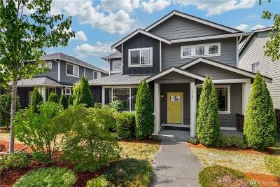 Carnation, Duvall, Fall City Single Family Home For Sale: 16107 1st Ave NE