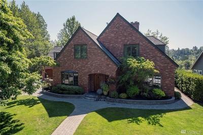 Mount Vernon Single Family Home For Sale: 4628 Beaver Pond Dr N