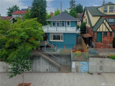 Bremerton Single Family Home For Sale: 611 Washington Ave