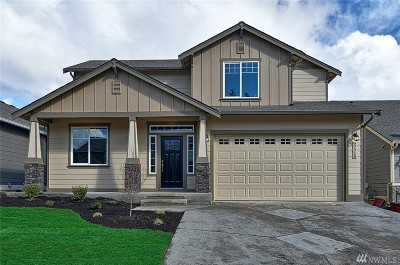 Stanwood Single Family Home For Sale: 27715 66th Dr NW