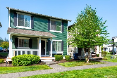 Snoqualmie Single Family Home For Sale: 34015 SE Strouf St