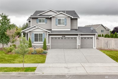 Stanwood WA Single Family Home Sold: $469,000