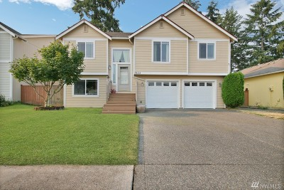 Spanaway Single Family Home For Sale: 7822 207th St Ct E