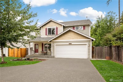 Maple Valley Single Family Home For Sale: 24038 SE 279th St