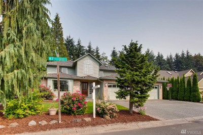Everett Single Family Home For Sale: 12403 42nd Dr SE