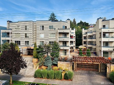 Seattle Condo/Townhouse For Sale: 6970 California Ave SW #A-108