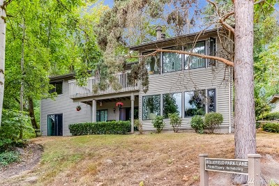 Bellevue Condo/Townhouse For Sale: 1101 Bellefield Park Lane #1355