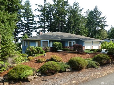 La Conner, Anacortes Single Family Home For Sale: 261 Quillayute Place