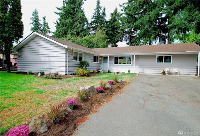 SeaTac Single Family Home For Sale: 14427 25th Ave S