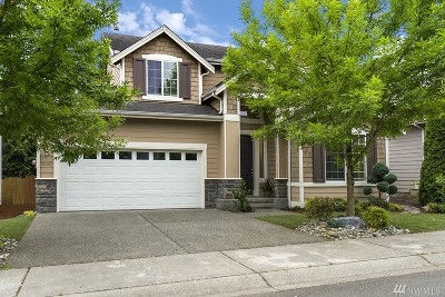 Woodinville Single Family Home For Sale: 12947 NE 204th Place