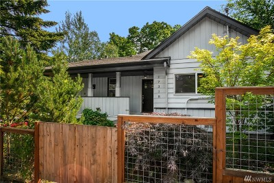 Shoreline Single Family Home For Sale: 17318 Ashworth Ave N