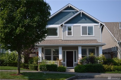 Auburn Condo/Townhouse For Sale: 6315 Francis Ave SE