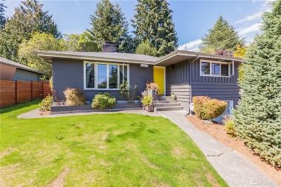 Shoreline Single Family Home For Sale: 16113 Densmore Ave N