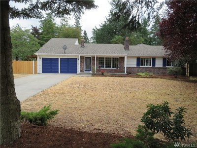 Lakewood Single Family Home For Sale: 6312 118th St SW