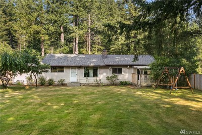 North Bend WA Single Family Home For Sale: $469,900