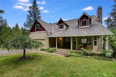 Monroe Single Family Home For Sale: 7912 Woods Lake Rd