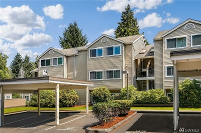 Kirkland Condo/Townhouse For Sale: 12020 100th Ave NE #M302