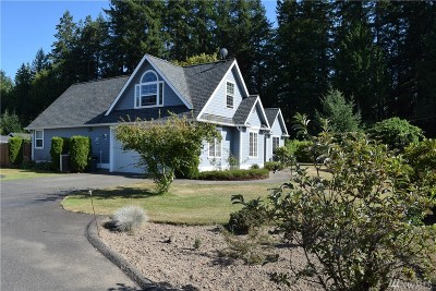 Shelton Single Family Home For Sale: 243 Binns Swiger Loop Rd