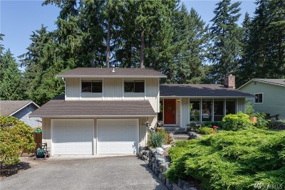 Bothell Single Family Home For Sale: 21329 2nd Dr SE