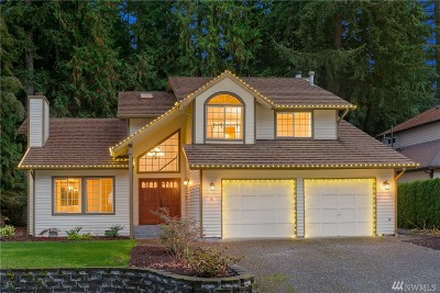 Bothell Single Family Home For Sale: 8 170th Place SW