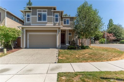 Lynnwood Single Family Home For Sale: 20721 10th Place W