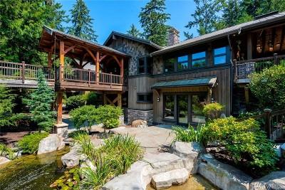 Redmond Single Family Home For Sale: 7702 196th Ave NE
