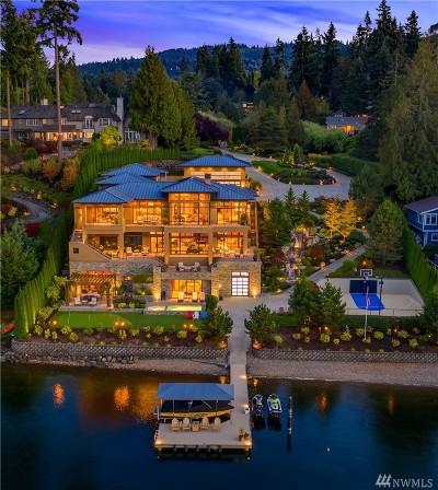 Bellevue Single Family Home For Sale: 18110 SE 41st Lane