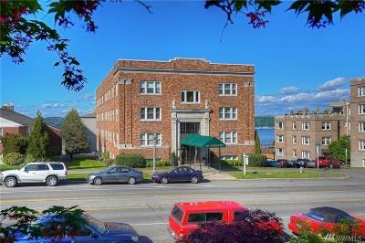 Tacoma Condo/Townhouse For Sale: 301 N Tacoma Ave #407