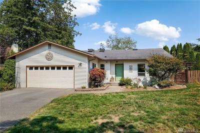 Bellingham Single Family Home Sold: 3825 Ridgemont Ct
