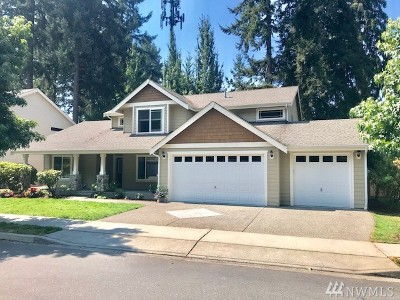 University Place Single Family Home For Sale: 4918 97th Av Ct W