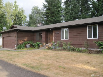 Puyallup Single Family Home For Sale: 15207 94th Ave E