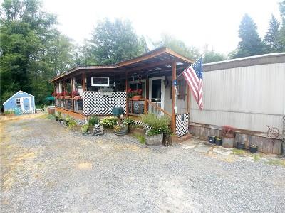 Whatcom County Mobile Home For Sale: 316 W Lake Samish Dr #19