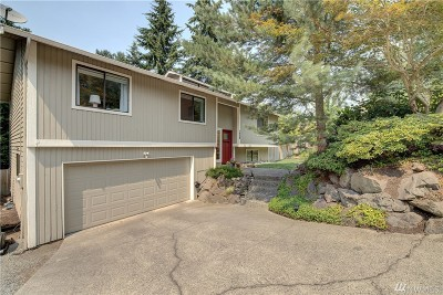Kenmore Single Family Home For Sale: 7028 NE 148th Place
