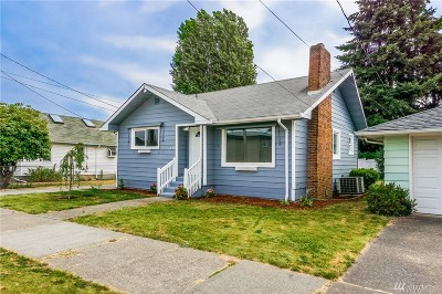 Renton Single Family Home For Sale: 512 Wells Ave N