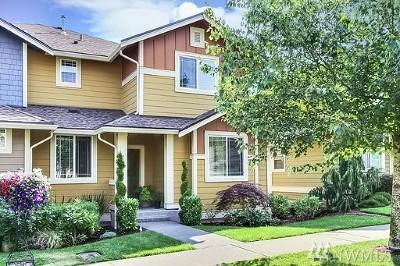 Snoqualmie Condo/Townhouse For Sale: 9204 Merritt Ave SE