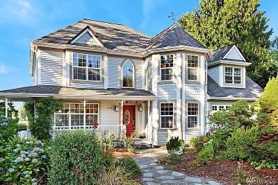 Bonney Lake Single Family Home For Sale: 4910 N Island Dr E